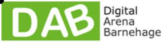 DAB 2017 – konferanse om lekende, lærende og skapende prosesser med digitaleverktøy.